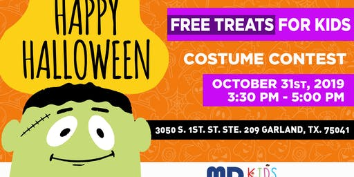 Halloween Fun for Kids- Garland