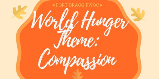 October Program Day: World Hunger