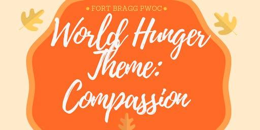 October Program Day: World Hunger