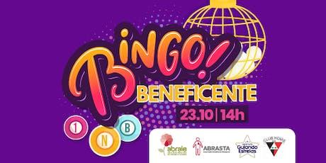 Bingo Beneficente ABRALE ABRASTA ingressos