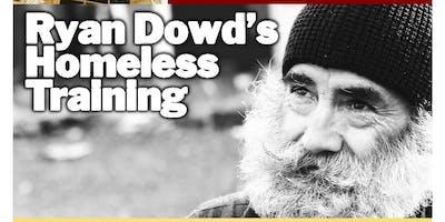 Ryan Dowd's Homeless Training