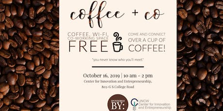 Coffee and Co. tickets