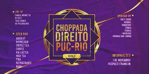 Choppada Direito PUC-Rio