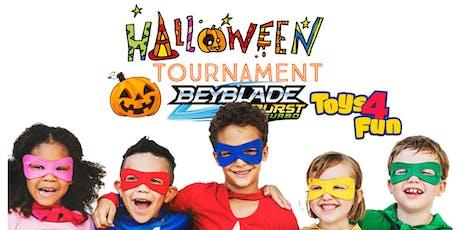 Halloween Beyblade Tournament tickets