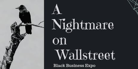 """Wealthy Dreams Consulting Presents """"A Nightmare on WallStreet"""" tickets"""