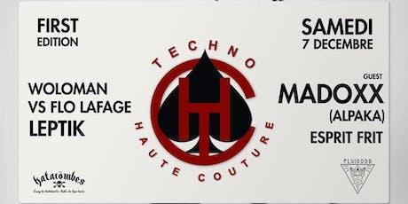 THC, TECHNO HAUTE COUTURE tickets