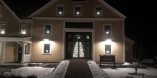 Tree-Lighting Barn Dinner: November 30, 2019