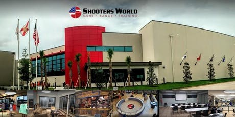 The GMF After Hours Networking & Mixer Hosted By Shooters World tickets