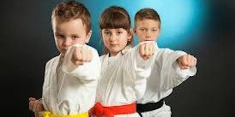Inscription 3 Mois - Sogobudo Jujutsu pour enfants (4 à 8 ans) : un art martial axé sur l'autodéfense billets