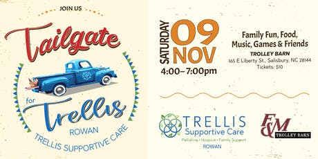 Tailgate for Trellis tickets