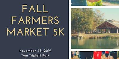 Fall Farmers Market 5K