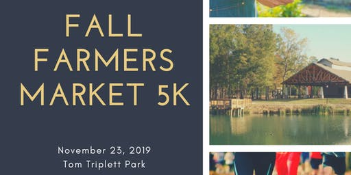 Fall Farmers Market 5K
