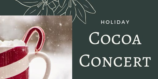 Holiday Cocoa Concert