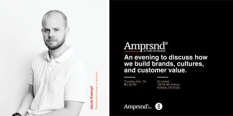 Amprsnd Event - A Talk on Brand tickets