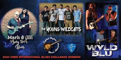 International Blues Challenge Winners Benefit Show