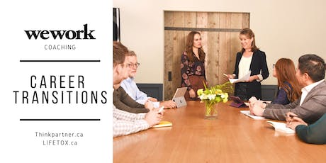 WeWork x Coaching: Career Transitions tickets
