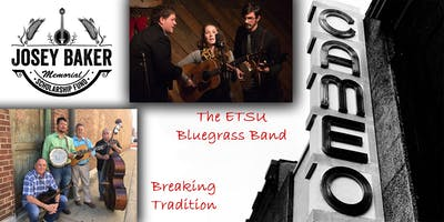 1st Annual Bluegrass Concert for the Josey Baker Memorial Scholarship Fund