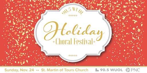 90.5 WUOL Holiday Choral Festival