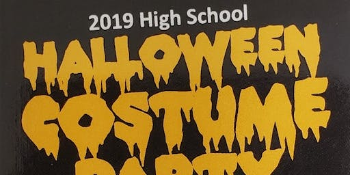 Omega Lamplighters 2019 High School Halloween Costume Party