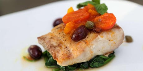 Spanish Fusion Fare - Cooking Class by Cozymeal™ tickets