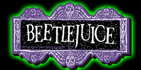 Beetlejuice Life Drawing with 2 Models! $25 tickets