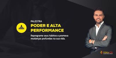 [SÃO JOSÉ DOS CAMPOS/SP] O Poder e Alta Performance - 16/10