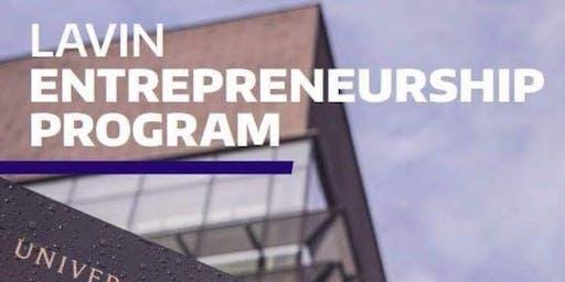 Lavin Entrepreneurship Program: Info Meeting + Panel Event