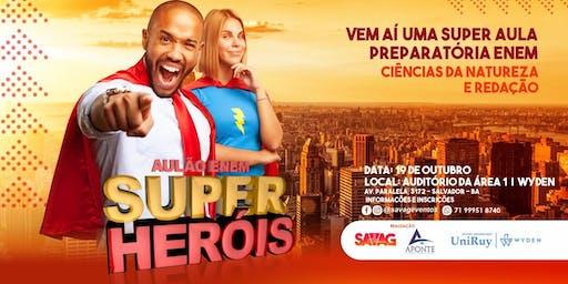 AULÃO ENEM | SUPER HERÓIS