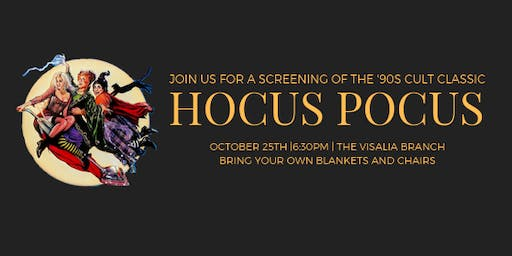 Hocus Pocus Screening