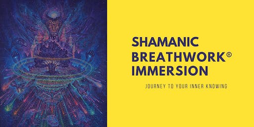 SHAMANIC BREATHWORK IMMERSION DUBLIN // Reawakening Shamanic Consciousness