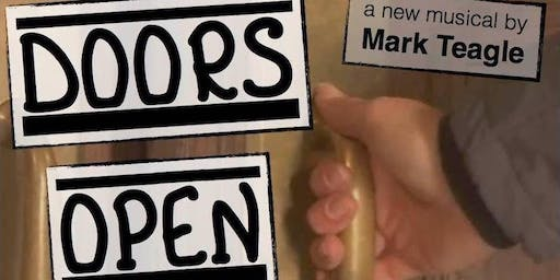 """""""Doors Open"""" Comes to Lynnewood United Methodist Church Sunday, Oct 20, 7pm"""