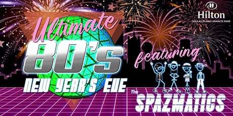 Ultimate 80's New Year's Eve Party with The Spazmatics tickets