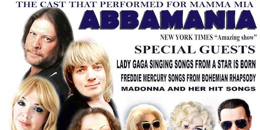 Abbamania & Freddy Mercury Tribute