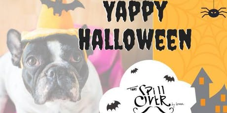 3rd Annual Halloween Yappy Hour tickets