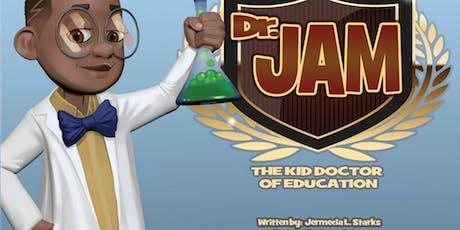 Dr. Jam's Brunch & Book Release tickets