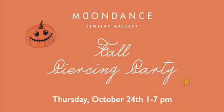 Moondance Piercing Party tickets