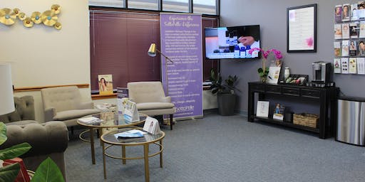 Dr. Chow's Rejuvenation Practice Fall Open House