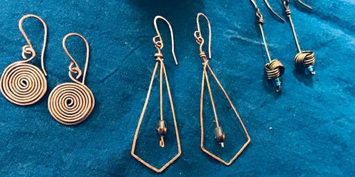 Wire Jewelry  Workshop