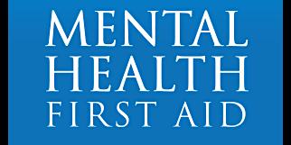 Adult Mental Health First Aid MHFA  Feb 21st, 2020 Jackson, TN FREE