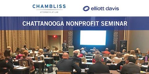 2019 Chattanooga Nonprofit Seminar