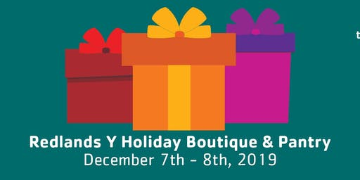 YMCA Holiday Boutique 2019