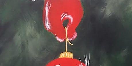 Santa Hand Acrylic Painting on Canvas Workshop tickets