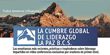 Cumbre global de liderazgo La Paz, B.C.S. entradas