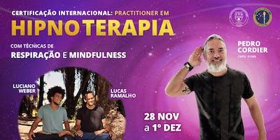 Practitioner em Hipnoterapia com Respiração e Mindfulness