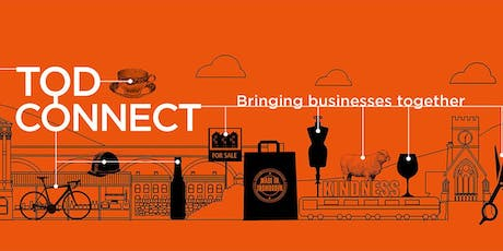 Todconnect October Meeting - There's MORe in TodMORden 2 tickets