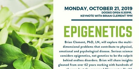 Epigenetics tickets