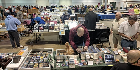 Raleigh Sports Card Memorabilia Comic Book Show December 13-15, 2019 tickets