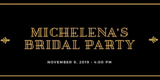 Michelena's Great Gatsby Bridal Shower