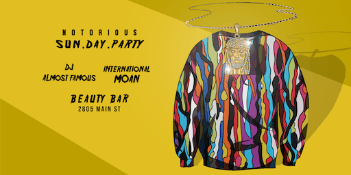 The Notorious SUN.DAY.PARTY | Fall Edition