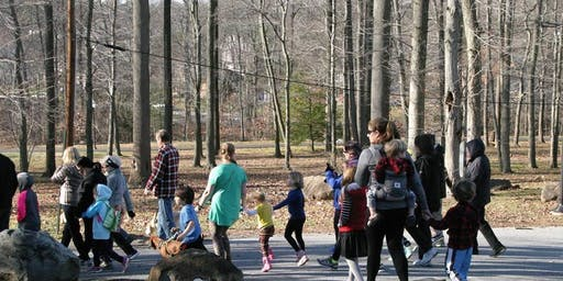 2020 New Year's Day Hike at Rockwood Park
